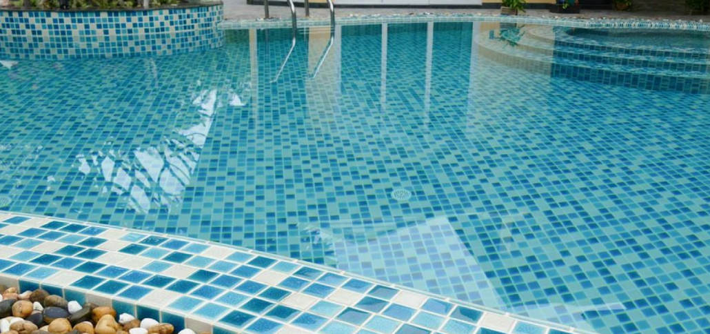 pool renovations and pool equipment installation